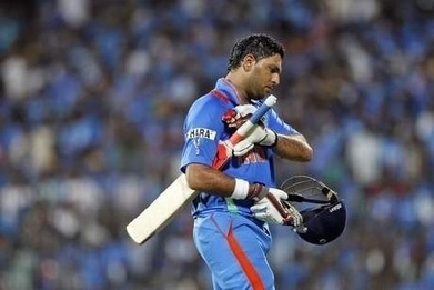 Is It The End of Yuvraj or Just A Passing Phase? - | Indian Society | Scoop.it
