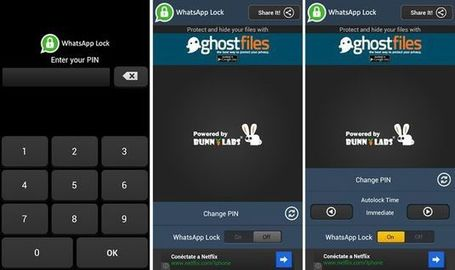 WhatsApp Lock, bloquea accesos de ajenos a tu WhatsApp en Android | Pedalogica: educación y TIC | Scoop.it