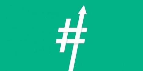 Herramientas para proyectar un hashtag en un evento | Redes sociales en Educación | Scoop.it