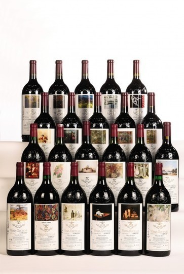 'Stupendous' Vega Sicilia collection goes under the hammer | Vitabella Wine Daily Gossip | Scoop.it