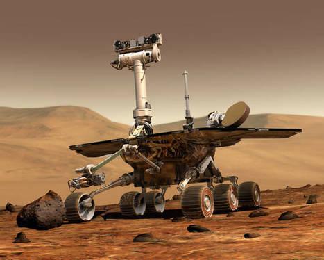 Su Marte depositi di silice sospetti, forse 'firma' della vita  - Spazio & Astronomia - Scienza&Tecnica | Marte | Scoop.it