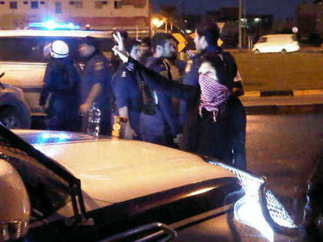 Zainab AlKhawaja at arrest! | Human Rights and the Will to be free | Scoop.it