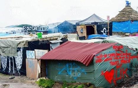 Où vont aller les migrants de la jungle de Calais ? | Le Journal des enfants | CLEMI : Infodoc.Presse-Jeunesse | Scoop.it