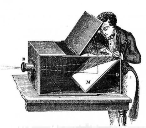 Daguerre y el robo del invento de la fotografía   Think Big   Fotografía general   Scoop.it