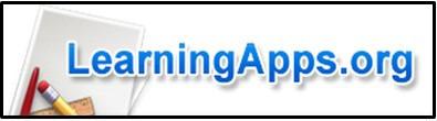 Maak met LearningApps je eigen educatieve oefeningen. | Nieuwsbrief H. van Schie | Scoop.it