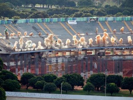Mundial 2014 - Brasília caríssimo - Mundial-2014: estádio mais caro precisa de... 1.167 anos para ser pago | Maisfutebol.iol.pt | Mundial 2014 | Scoop.it