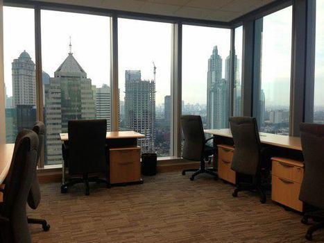 Sewa Kantor Jakarta | office space jakarta Get Realty | Scoop.it