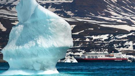 #Croisière au #Groenland : Cinquante nuances de blanc #Hurtigruten #iceberg | Hurtigruten Arctique Antarctique | Scoop.it