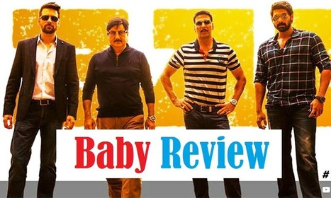 Baby New Hindi Movie Review Rating Collection 2015 - WahRahul.com | WahRahul.com | Scoop.it