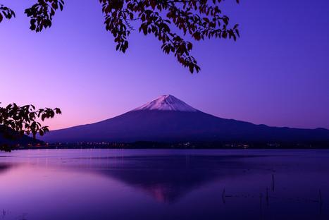 Beginning of dawn by Hidetoshi Kikuchi | Reflejos | Scoop.it