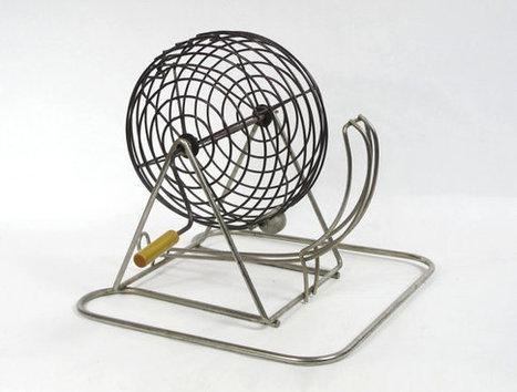 1930's Bingo Cage | Online Bingo Promotions | Scoop.it