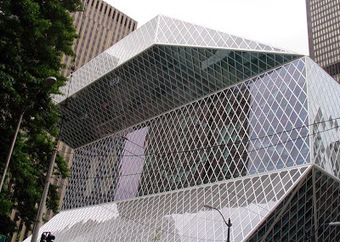 ArchitectureChicago PLUS: Designing Chicago's Library of the Future - Part One: Two Very Different Ideas for a Central Library, in Chicago and Seattle   Digital information and public libraries   Scoop.it