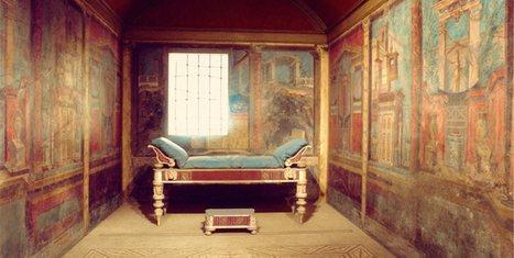 El tesoro de Boscoreale, sepultado por el Vesubio | LVDVS CHIRONIS 3.0 | Scoop.it