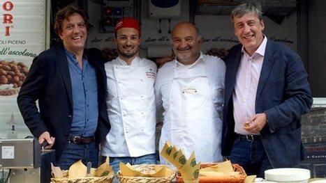 BBC in  Umbria & Le Marche   Italy Unpacked   Series 3 - 2. To the Centre of the Earth   Italia Mia   Scoop.it
