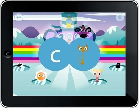 Teach Your Monster To Read : Blog : iPad App Launching this Summer | Education, teaching, ideas | Scoop.it