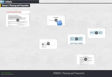 Showcase #TeacherEffectiveness using Padlet | NOLA Ed Tech | Scoop.it