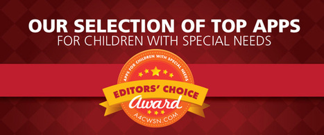 Apps For Children with Special Needs | Editors' Choice | Apps For Children with Special Needs | Special education needs | Scoop.it