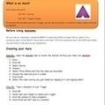 Aurasma Explanations | Aurasma-Tazz in Education | Scoop.it