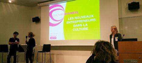 Nouveaux modèles économiques dans la Culture : retour sur la conférence Culture Business Paris | Actu filière musique | Scoop.it