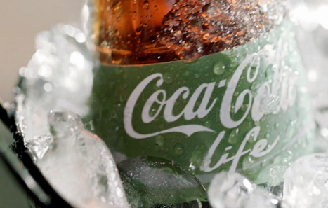 Coca-Cola Life : quand le vert remplace le rouge mythique ! | Brand Marketing & Branding [fr] Histoires de marques | Scoop.it
