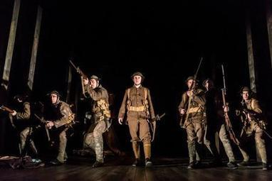 Theatre review: Observe The Sons of Ulster Marching Towards the Somme, Citizens Theatre, Glasgow | The Irish Literary Times | Scoop.it