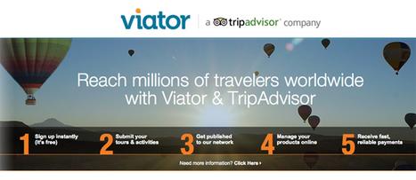 #TripAdvisor's #Viator unveils DIY listing to tours and activities suppliers | ALBERTO CORRERA - QUADRI E DIRIGENTI TURISMO IN ITALIA | Scoop.it