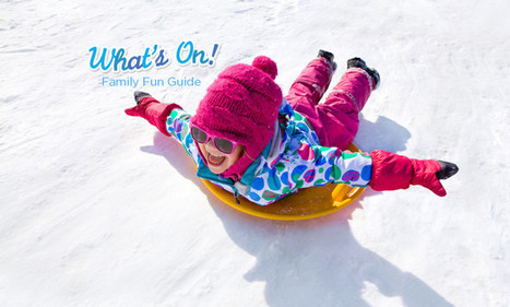 What's ON this Weekend | March 4-6, 2016 | kids & family | Scoop.it