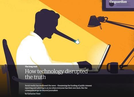 Comment la techno bouleverse-t-elle notre rapport aux faits ? | InternetActu.net | Trucs et bitonios hors sujet...ou presque | Scoop.it