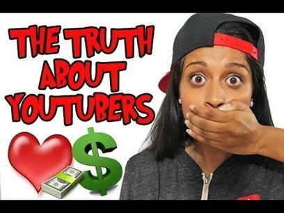 The Truth About YouTubers - @IISuperwomanII [Video] | yardhype posts | Scoop.it