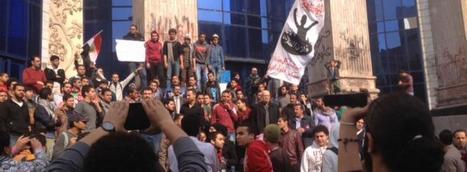 L'État égyptien contre les journalistes : une brève chronologie des violations de la liberté de la presse en Egypte | Égypt-actus | Scoop.it