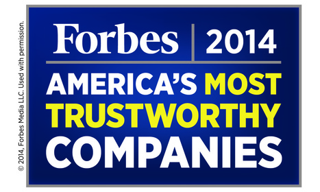 America's 100 Most Trustworthy Companies | The Future of Higher Education- Human Beings CAN create the future if we pay attention | Scoop.it