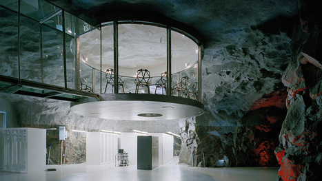 14 Underground Lairs Fit For a Mega-Villain | News we like | Scoop.it