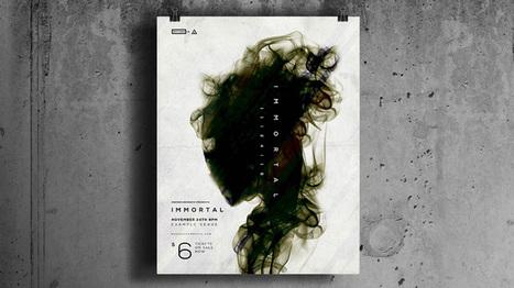 27 eye-catching flyer templates | DESIGN | Scoop.it