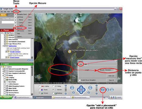 Eduteka - Actividades con Google Earth para Ciencias Sociales | Recursos Educativos para ESO, Geografía e Historia | Scoop.it