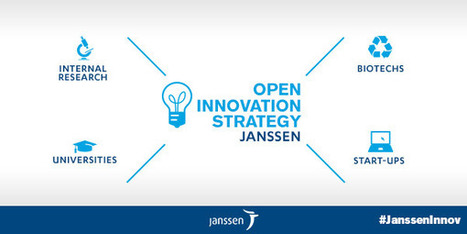 "OPEN INNOVATION AT JANSSEN : ""Nobody can solve today's major healthcare problems alone"" 
