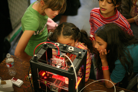 Making in the classroom is a political stance ^ by Sylvia Martinez | :: The 4th Era :: | Scoop.it