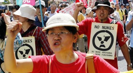 Face au nucléaire, les écolos japonais ont du mal à exister   Atlantico.fr   Japon : séisme, tsunami & conséquences   Scoop.it