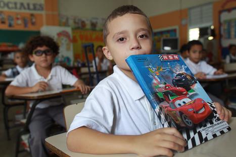 Blog: En desventaja   Educación en Puerto Rico: El Examen Final   Serie Investigativa de El Nuevo Día junto a Wapa TV   Scoop.it