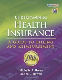 Testbank for Understanding Health Insurance A Guide to Billing and Reimbursement 10th Edition by Green ISBN 1111035180 9781111035181 | Test Bank Online | test bank for understanding health insurance a guide to billing and reimbursement | Scoop.it