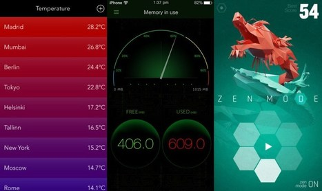 12 paid iPhone and iPad apps on sale for free today   Software Tips and Help   Scoop.it