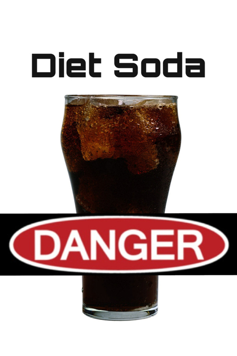 Put that Diet Soda Down! | Physical Education - The Nutrition Component | Scoop.it