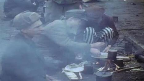 Concentration Camp Liberation Video - The Holocaust - HISTORY.com | History Movies | Scoop.it