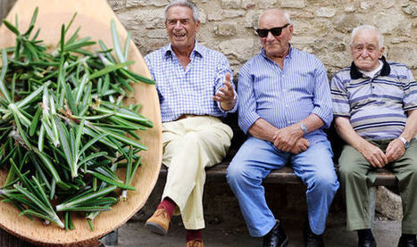 Village of 100-YEAR-OLDS: Rosemary holds secret to Italian community with 300 centenarians | Eat Local for life balance and longevity | Scoop.it
