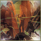 Aaron Douglas: Song of The Towers | Harlem Renaissance by Sausha | Scoop.it