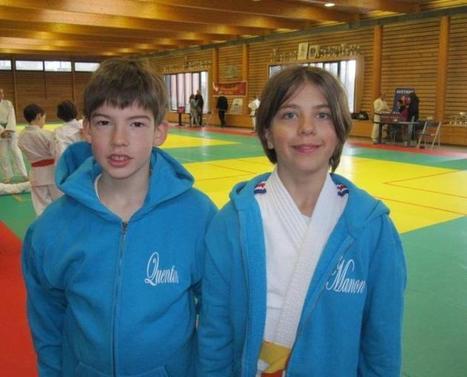 Capdenac-Gare. Judo : quatre Capdenacois sur le podium | Collège Voltaire Capdenac Gare | Scoop.it