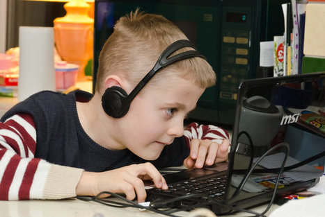 3 Unexpected Ways To Help Your Kids Be Mindful About Screen Time | Edtech PK-12 | Scoop.it