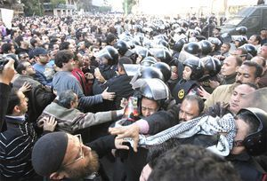 Middle East unrest spills on to streets of Egypt | Coveting Freedom | Scoop.it