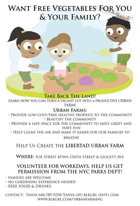 Urban Farming: The Libertad Urban Farm Project | The BLK ProjeK | Vertical Farm - Food Factory | Scoop.it