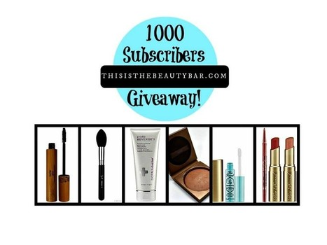 1000 SUBSCRIBERS! | thisisthebeautybar | thisisthebeautybar | Scoop.it