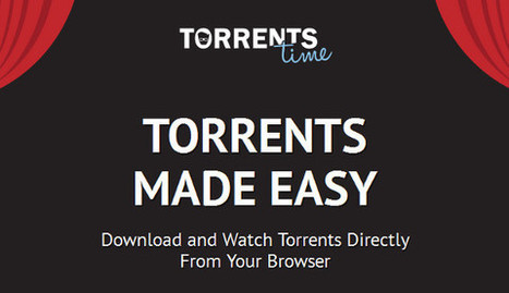 Torrents Time, l'attacco dei detentori dei diritti | (R)e-Learning | Scoop.it